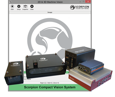 Scorpion Compact Vision Family